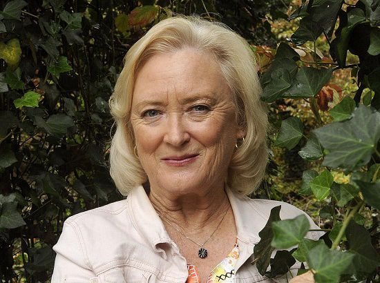 Last but not least, we have the matriarch of the James family, Iola, played by Sandra Lafferty: