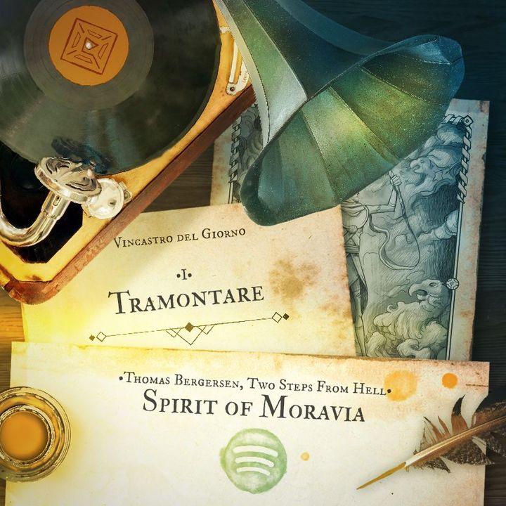 La canzone che ho scelto per questo capitolo è:♪ Spirit of Moravia dei Two Steps From Hell ♫