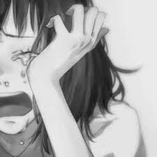 لمحبي الانمي والأوتاكو فقط انمي حزين ابيض واسود Wattpad