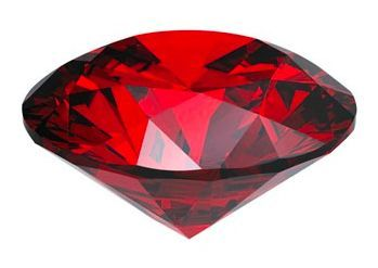 Garnet: Garnets represents marriage