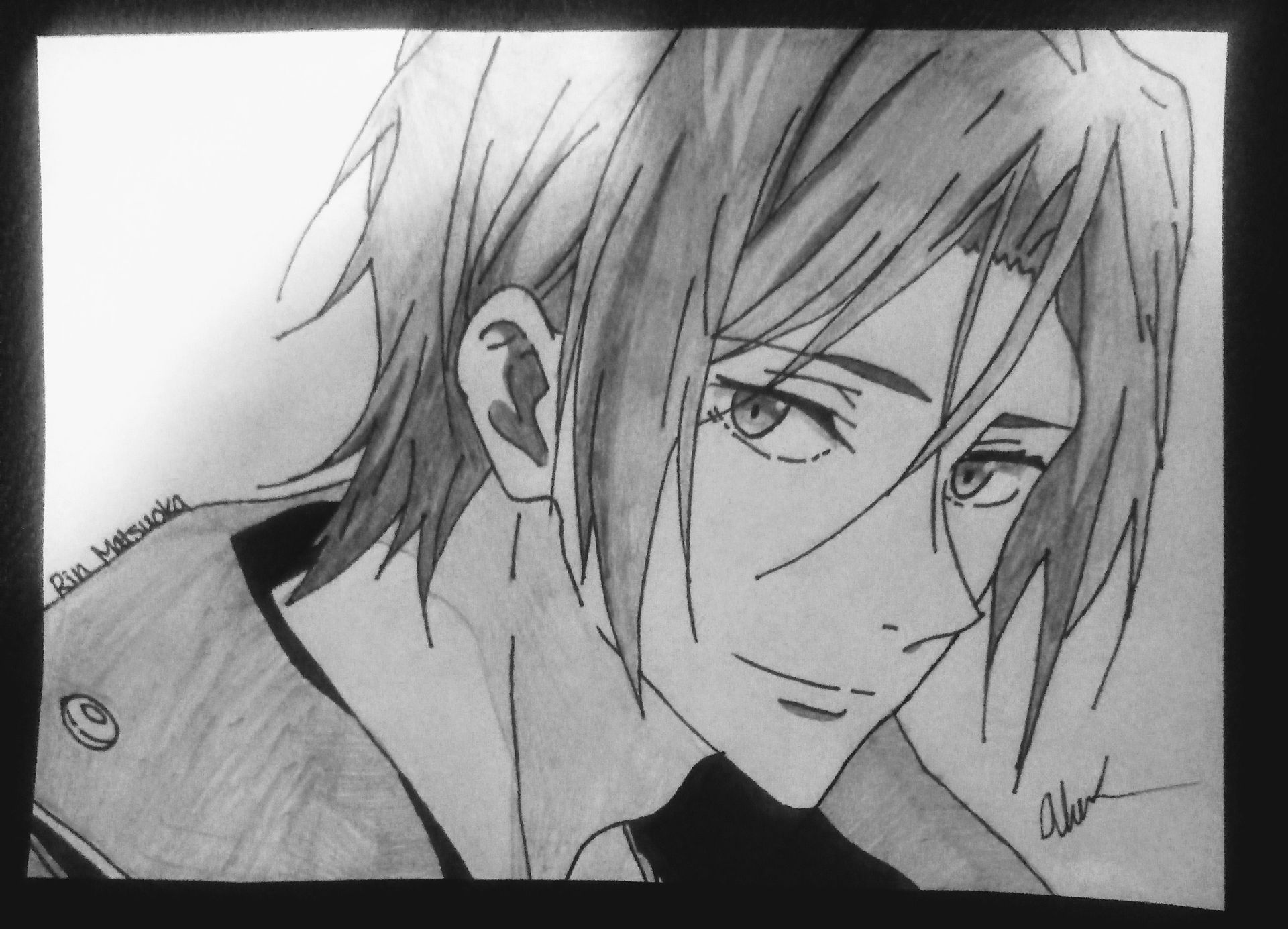 My Drawings Rin Matsuoka Wattpad He went to australia in the hopes of becoming an olympic swimmer but returns to japan and enrolls in another school. my drawings rin matsuoka wattpad
