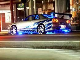 Scott's beast Nissan Skyline GTR R34