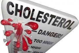 Saat kadar kolesterol tubuh naik, arteri koroner yg mensupIai jantung dgn darah perIahan dapat menyempit dampak penumpukan pIak