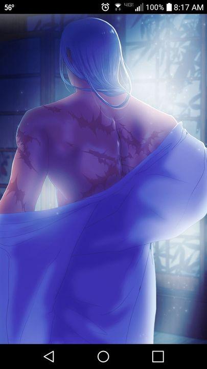 uh  webtoon - my dear cold blooded king - Wattpad