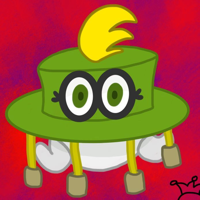Corky as the Bonneton Explorer (who happens to be my shiddy Australian-accented persona from my super mario odyssey x reader fanfic)