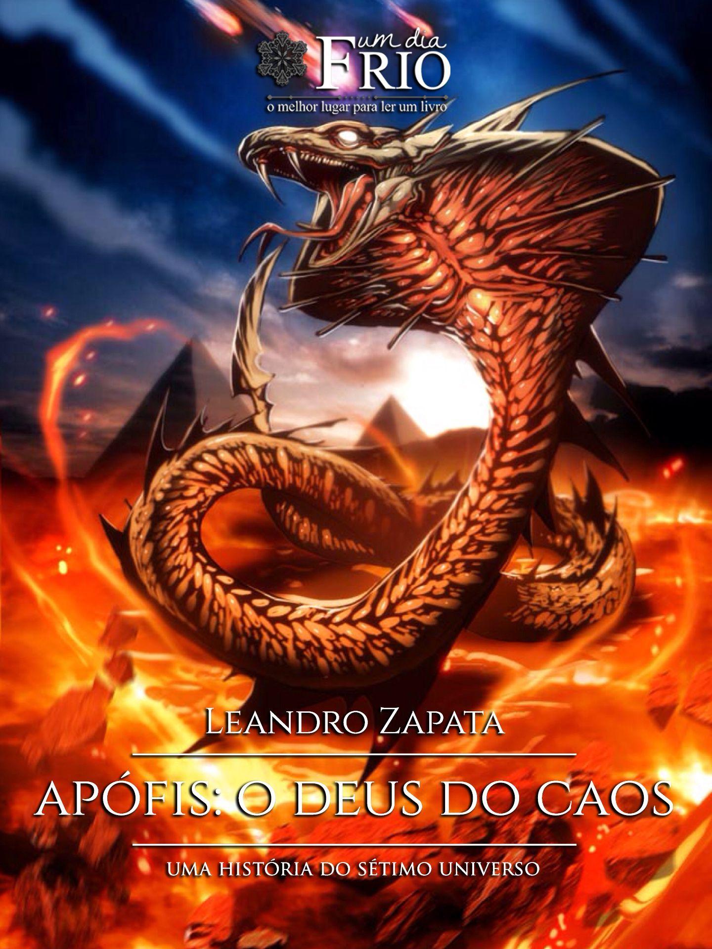 O primeiro spin-off direto de Afterlife, Apófis: o deus do caos é uma mini book-série de sete capítulos