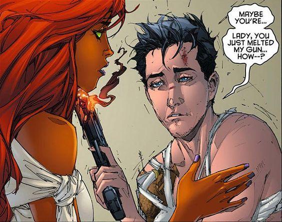 Batman Oneshots - Outlaws In Love (Jason Todd x Reader
