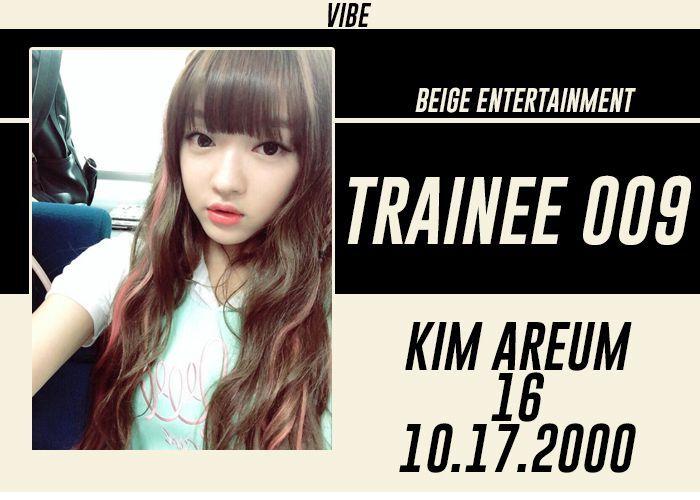 FULL NAME: Kim Areum