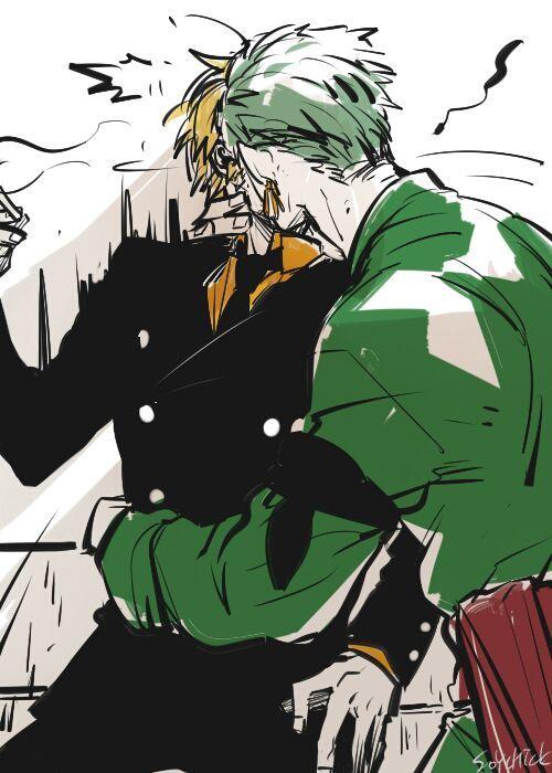 One Piece doujin - HPBD Zoro - Page 3 - Wattpad