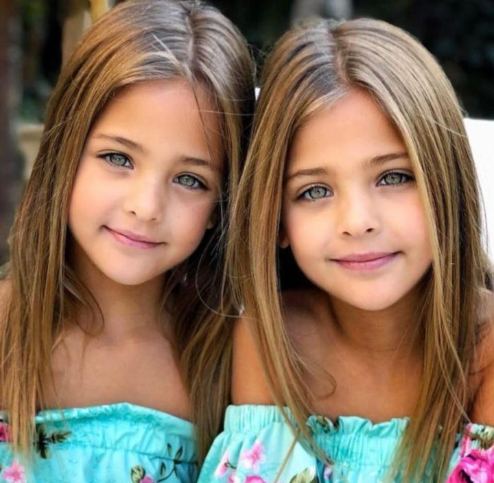 Ava Marie and Leah Rose Clements--  Gabriella & Isabella Russo