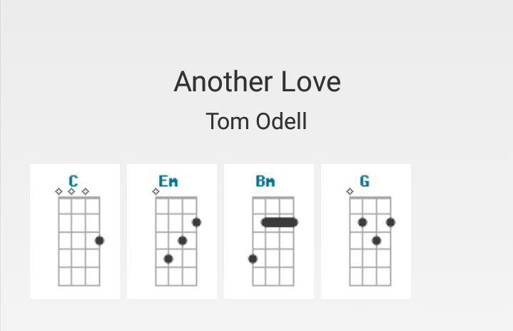Chords & Lyrics (Ukulele, Piano, guitar, Whatever) - Tom