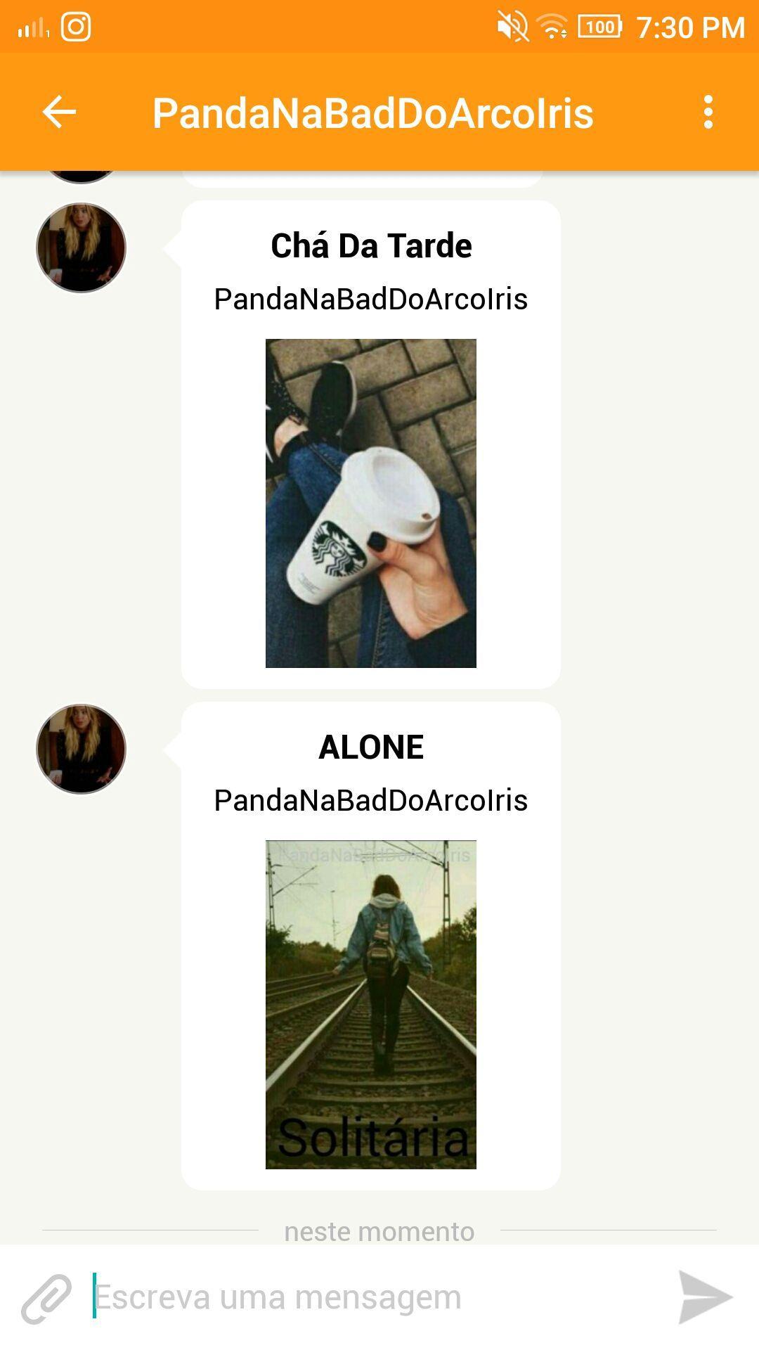 Os livros da PandaNaBadDoArcoIris