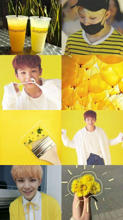 Kpop Aesthetic Collage Requests Closed Seventeen Members
