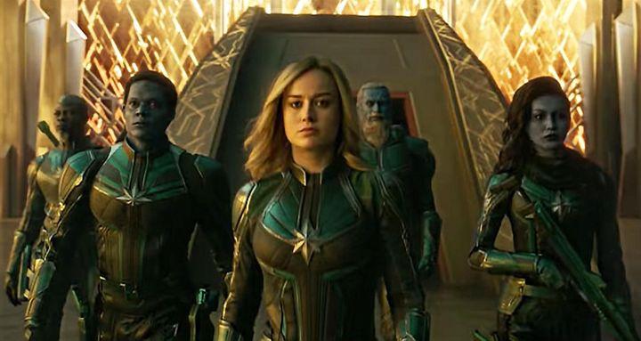 1080P [[Captain Marvel-2019]] F U L L M O V I E DOWNLOAD Free mp4