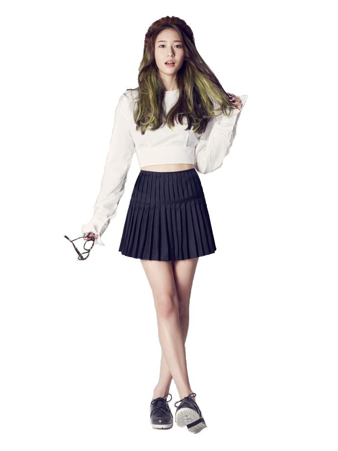 Freebie Shop - Requested: Krystal Jung PNG #2 - Wattpad