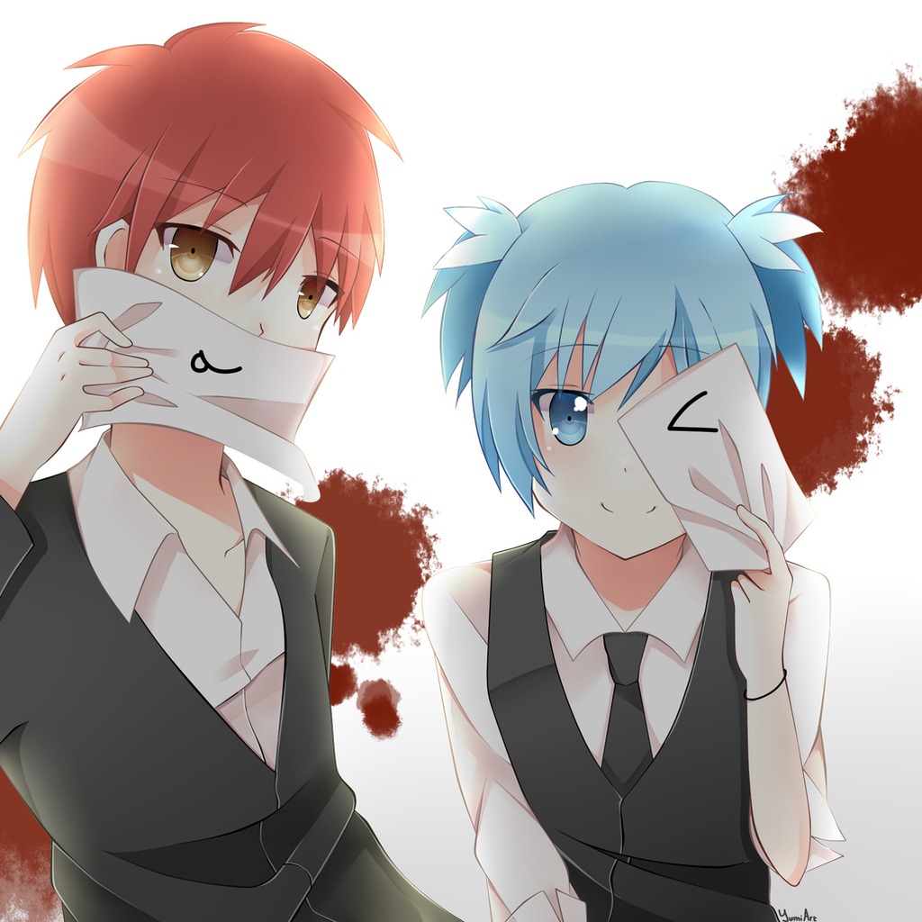 Anime Characters Reader : Ansatsu kyoushitsu reader sheep karma
