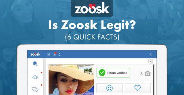 online zoosk