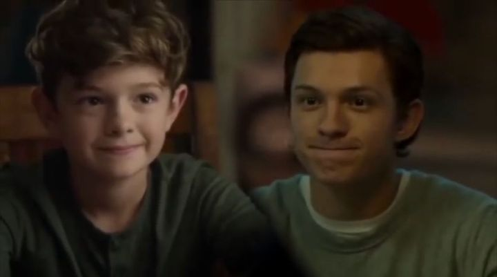 Okay so why does Noah Jupe look more like Tom Holland than Tom's brothers?