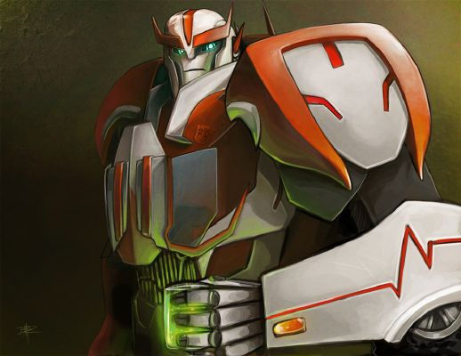 Transformers x Reader [REQUESTS CLOSED!] - TFP Ratchet x Human