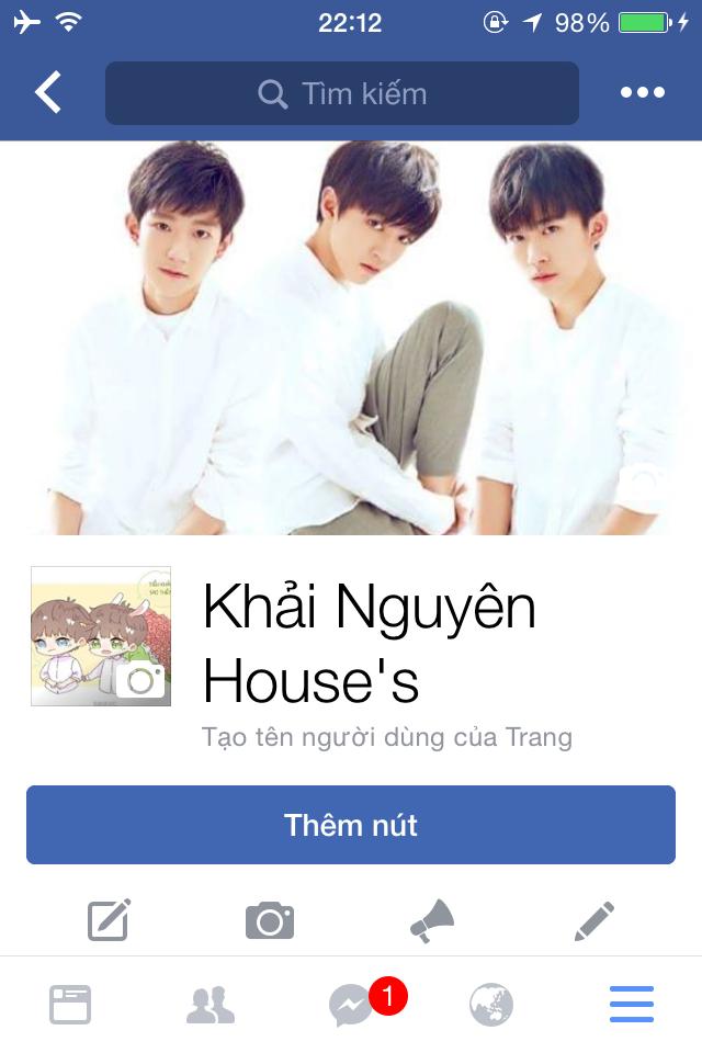Hiện tại mình có tạo một trang page trên facebook mấy bạn thích thì like cho mình nha