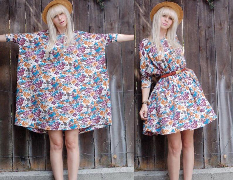 Платье своими руками шить легко и просто