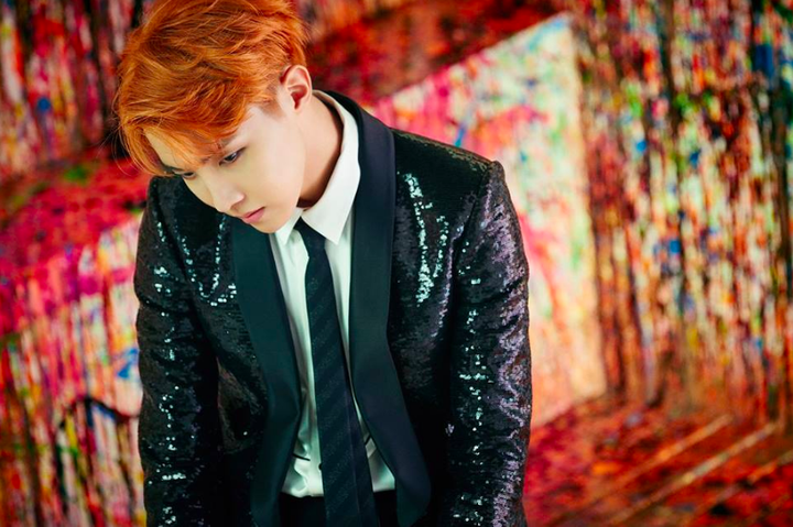 Kpop Pictures Bts J Hope Blood Sweat And Tears Photoshoot