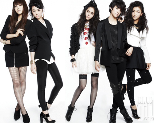 Facts about K-POP Groups/Members - Facts about F(x) - Page 1 - Wattpad