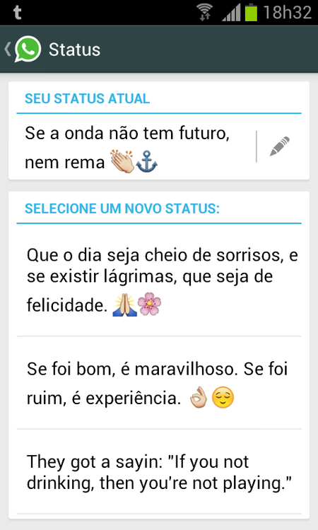 Frasesamor Frases Para Recado Do Whatsapp De Amor Tumblr