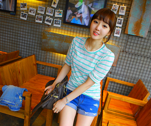 Ulzzang Name's and Photos(Complete) - 15  Lee Eun Jin