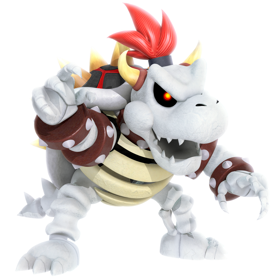 My Opinions On Mario Characters Dry Bowser Wattpad