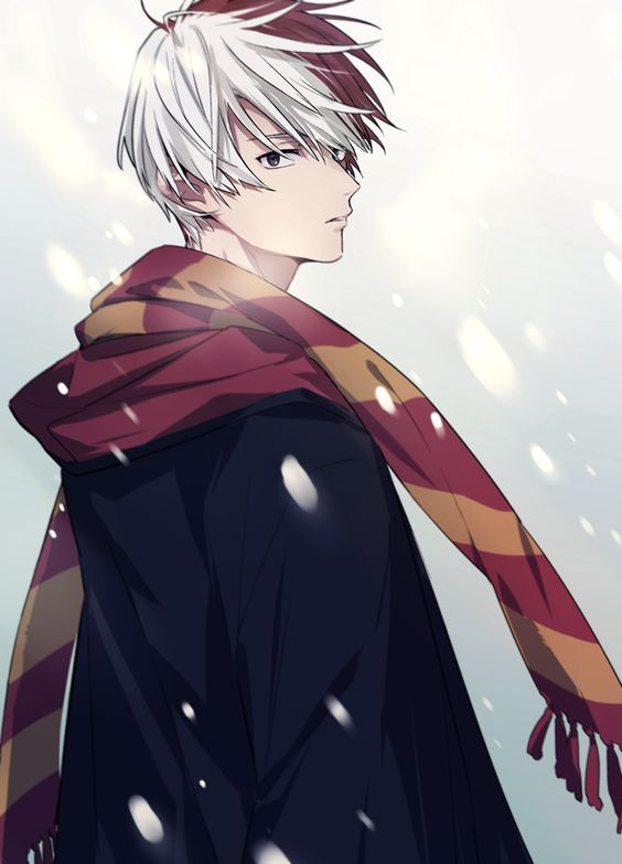 Anime Keren Cowok Cool - Moa Gambar
