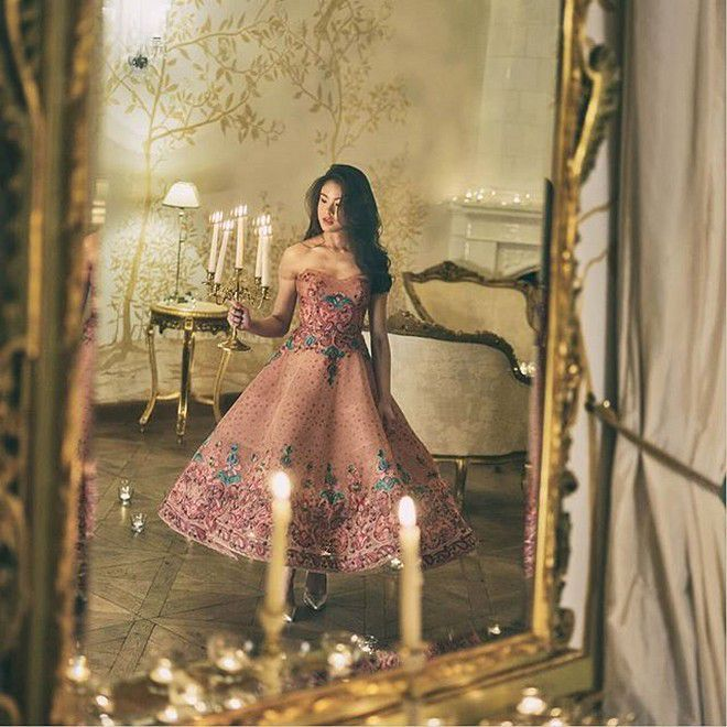 It seems like things are going well in Kisses Delavin's career! Delavin was 19 when she moved to New York to embark on a modeling career, and the next several months were a whirlwind, during which she appeared in multiple issues of Vogue, Harper's...