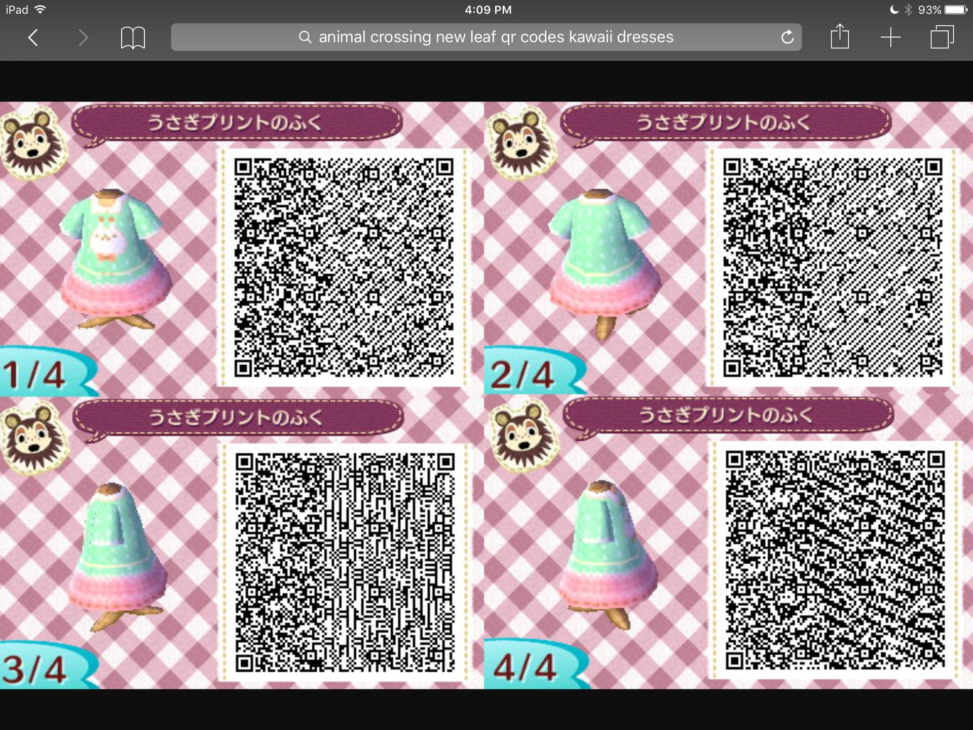 Animal Animal Crossing Wallpaper Qr