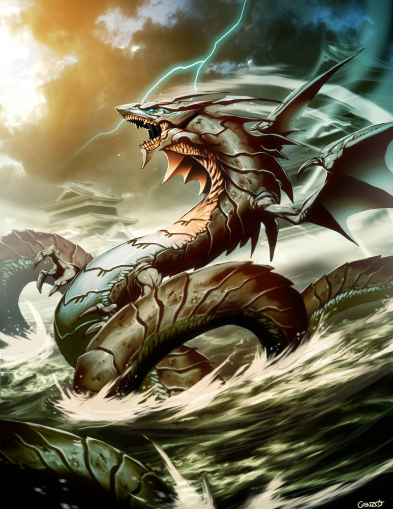 Mythological Dragons: What Type Of Dragon Are You?