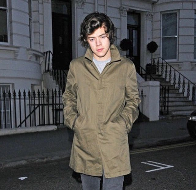 He gets inside Liam's dark blue Mini Cooper waiting by the curb at the front of his house