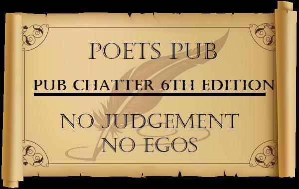 Pub Chatter 6th Edition Pub Chatter 6th Edition August 23 2020 Wattpad