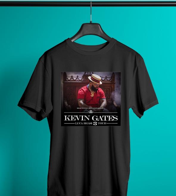 Luca Brasi 3 Kevin Gates Official T Shirt / Shirts