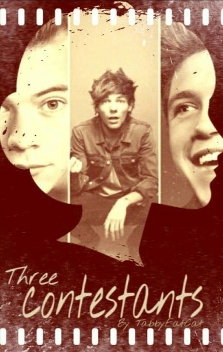 Three Contestants by TabbyFatCat
