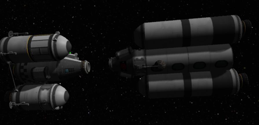 Demon Space Agency  A Play through of Kerbal Space Program