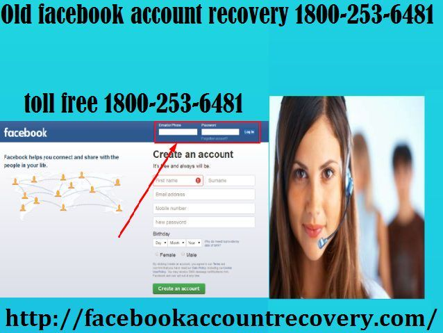 Facebook account recovery@ +1(800)253(6481) - recover my