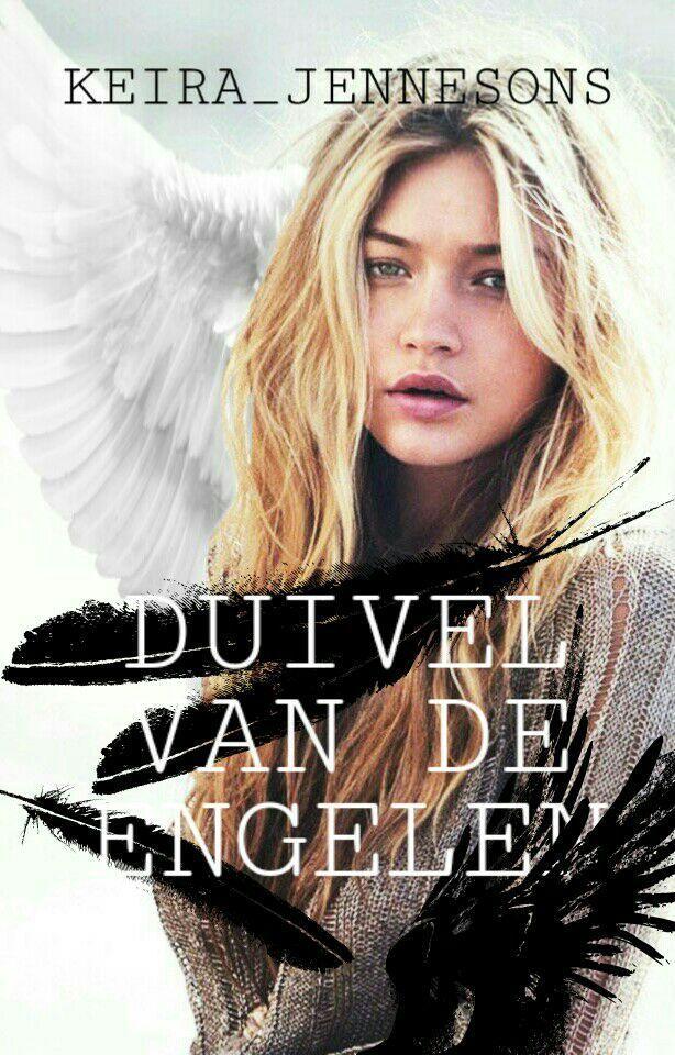 Mensen zeggen ook wel dat ze de duivel van de engelen is
