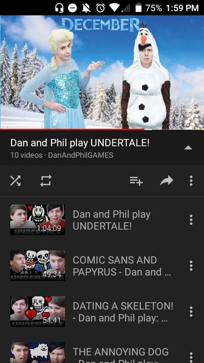 dan and phil dating a skeleton