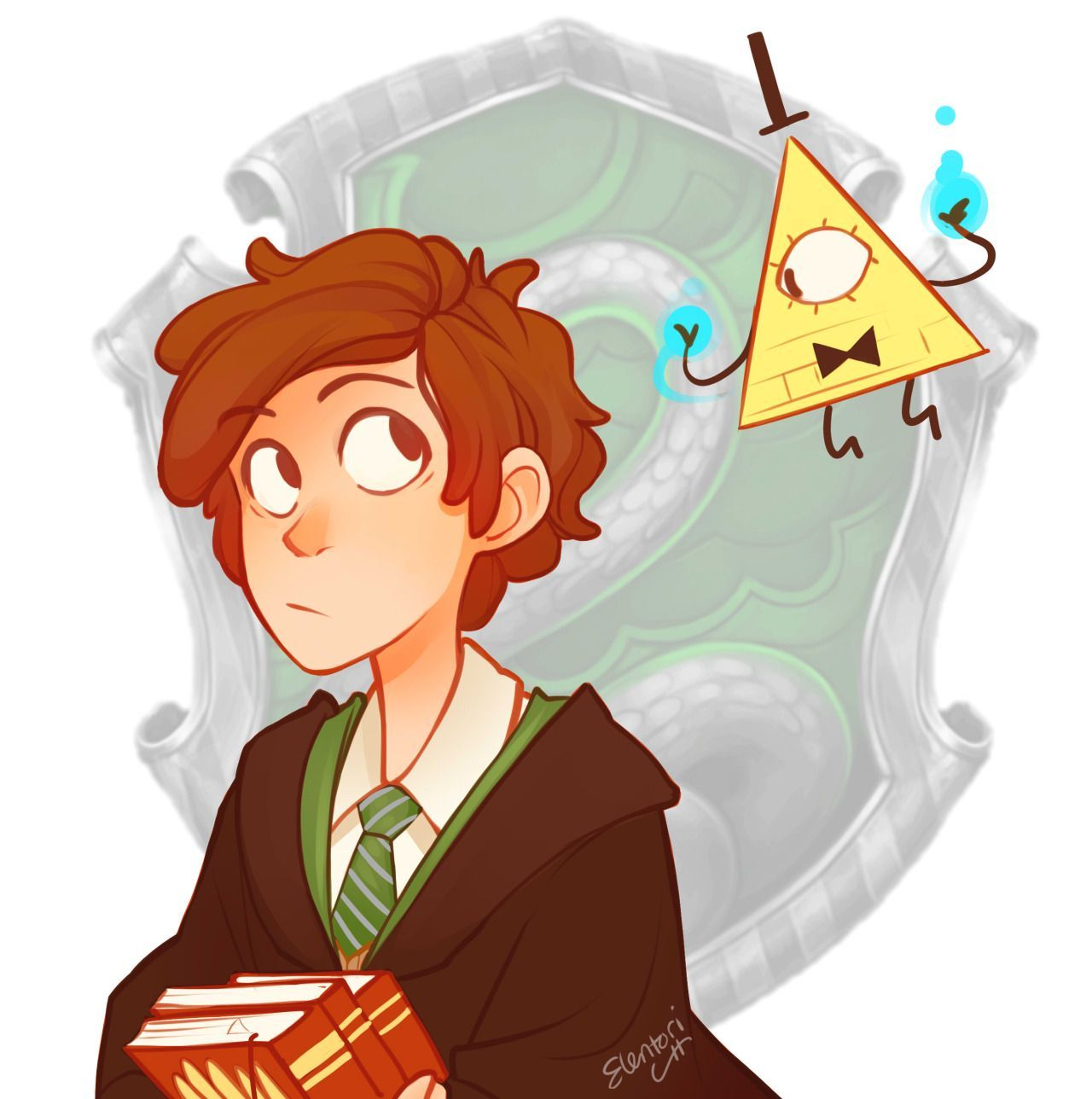 For the rest of this page it's Harry Potter