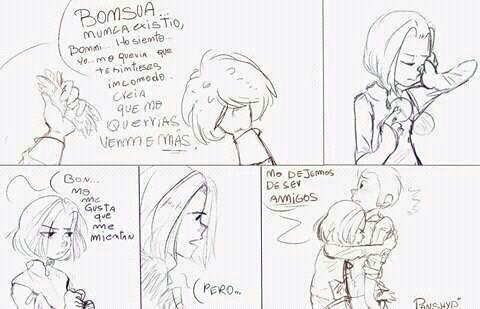 Bonnie siempre sabe perdonar