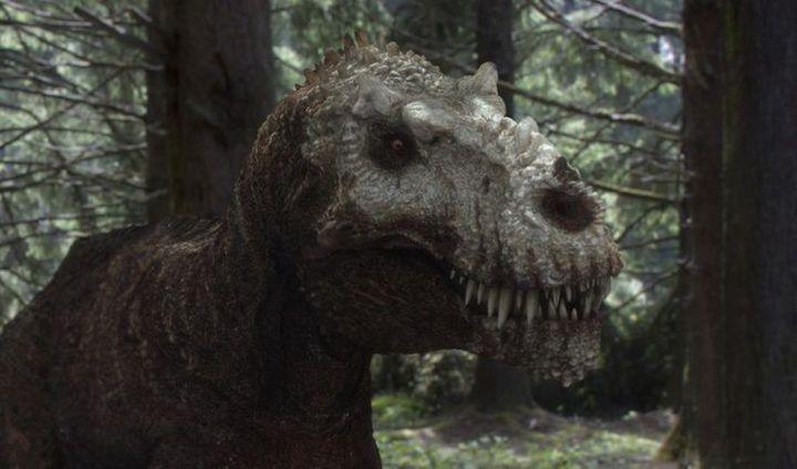 Prehistoric Battle Arena - Tyrannosaurus Rex Vs Woolly ...